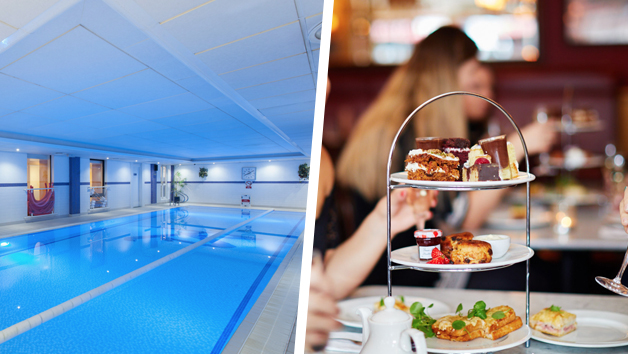 Spa Day With 25 Minute Treatment And Afternoon Tea For Two
