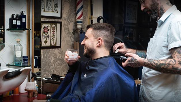 Mens Grooming At Murdock London
