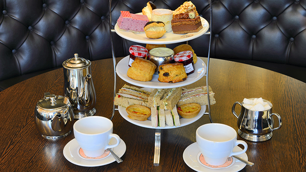 Afternoon Tea for Two at Patisserie Valerie