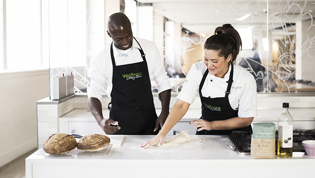 Waitrose Cookery School Full Day Cookery Class For Two  London