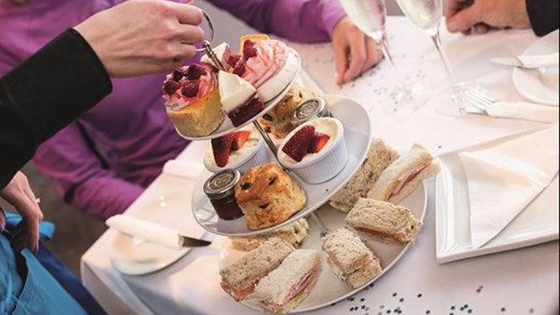 Afternoon Tea For Two At Marwell Hotel  Hampshire