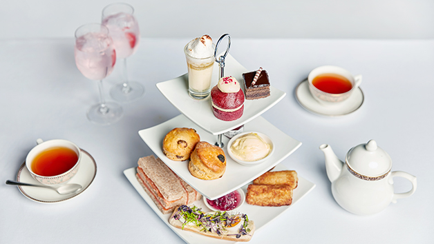 Buy Gin Afternoon Tea at St Pierre Marriott Hotel and Country Club