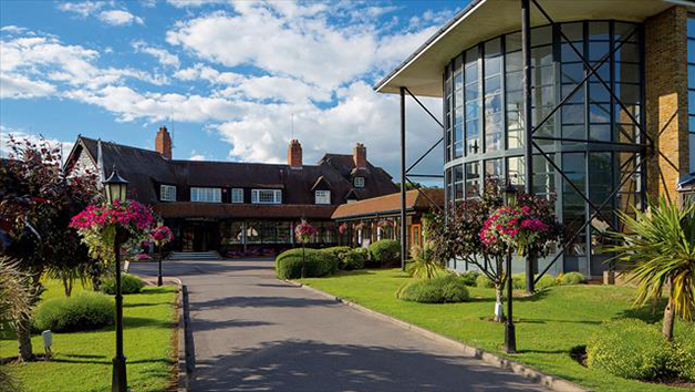 Champagne Afternoon Tea For Two At Homewood Park Hotel And Spa