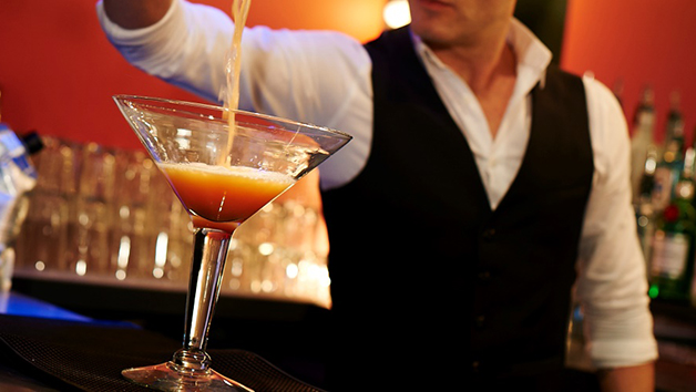 Cocktail Masterclass For Two At Cirkus