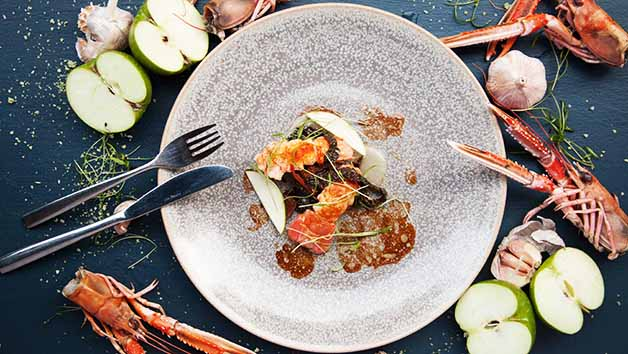 Seven Course Tasting Menu And A Glass Of Champagne At Dobson And Parnell For Two