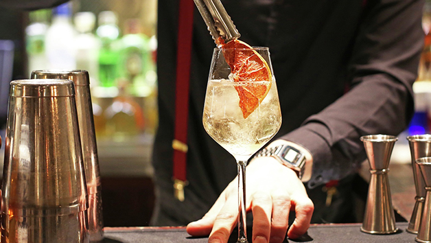 Cocktail Masterclass With Sharing Platter For Two At Gordon Ramsays Union Street Cafe