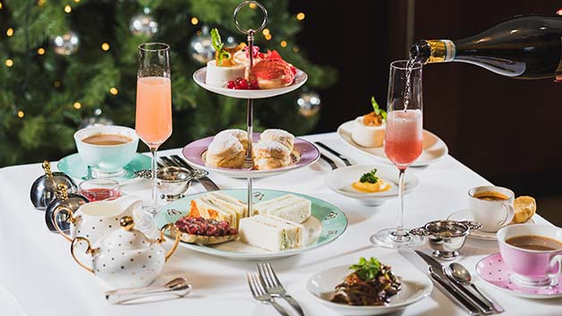Winter Afternoon Tea With Bellinis For Two At Scoff And Banter Tea Rooms