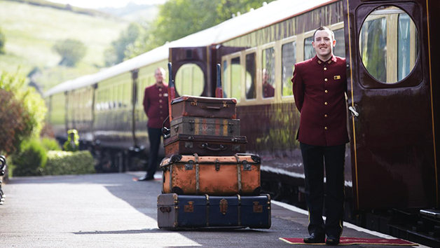 7 Course Murder Mystery Dining Experience With Wine On The Northern Belle For Two