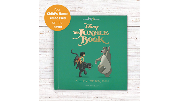 The Jungle Book Personalised Storybook