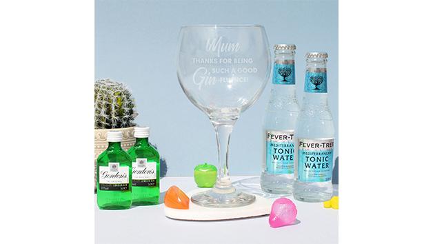 Personalised Gin Gift Set