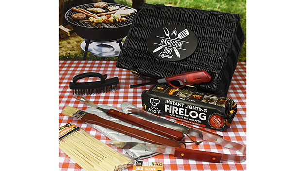 BBQ Legend Personalised Gift Hamper