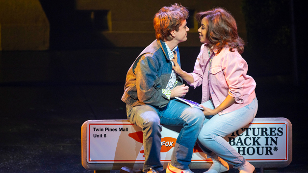 Back To The Future � The Musical Platinum Theatre Tickets For Two