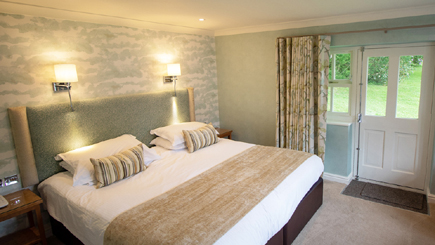 Overnight Stay with Dinner at Briery Wood Country House Hotel