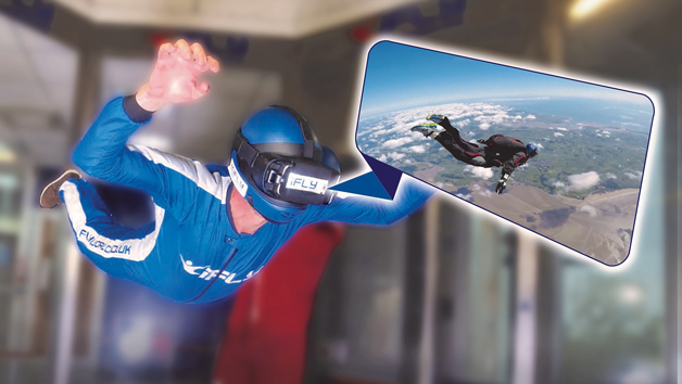 Ifly Indoor Skydiving And Vr Flight Weekround