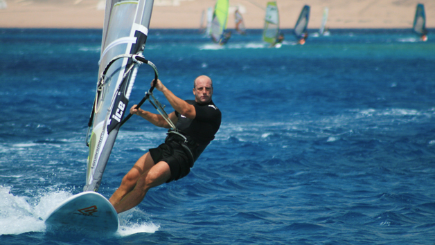 Click to view product details and reviews for Windsurfing Session For Two At Big Crazy Flyboarding.