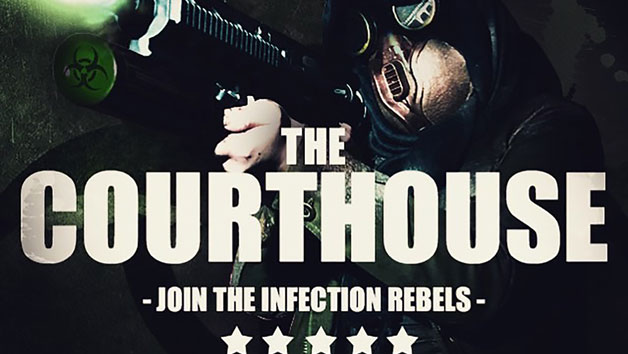 Click to view product details and reviews for The Courthouse Zombie Infection Experience For One.