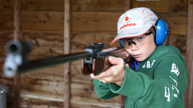 Click to view product details and reviews for Extended Air Rifle Experience For Four.