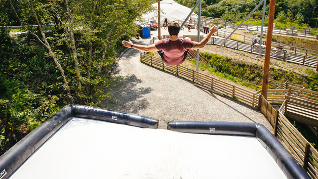 Hangloose At The Eden Project – The Radical Package For One