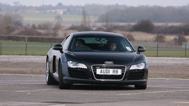 Audi R8 Driving Thrill For One