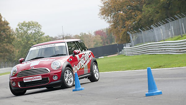 Brands Hatch Junior Driving Experience For One And Two Free Race Tickets