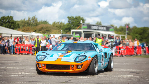 Le Mans Ford Gt40 Blast