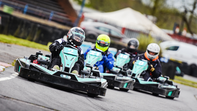 Weekday Karting At Rye House Karting For Two