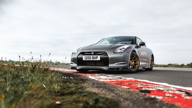 1200 HP Nissan GTR Driving Experience