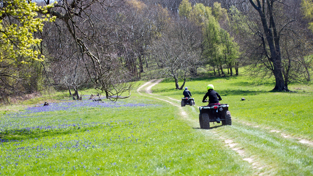 An Hour Off Road Driving Experience With A Two Hour Quad Bike Thrill For One