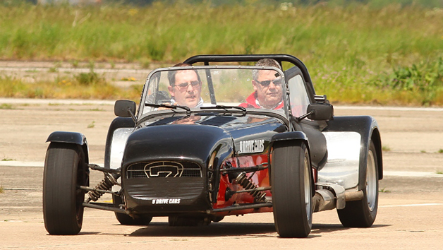 Caterham Driving Thrill For One Person