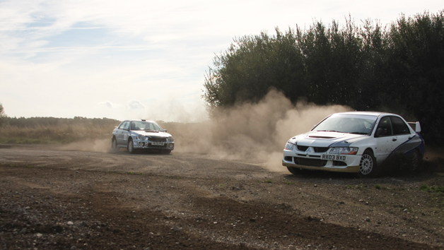 12 Lap Double Rally Driving Experience For One Person