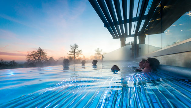 Chilled Spa Day With Two Treatments And Lunch For Two At Ragdale Hall