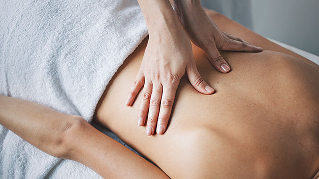 Champneys City Spa Swedish Back Massage And Facial For One