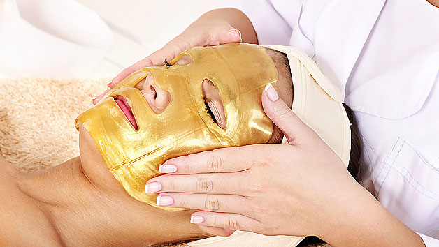 Champneys City Spa Collagen Gold Facial For One Person