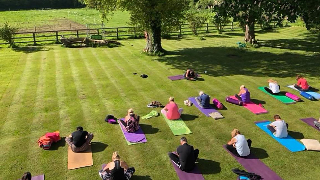 Two Night Yoga Retreat With Inner Guidance For Two