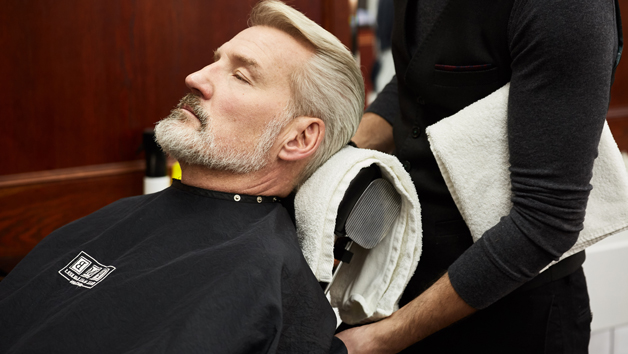 45 Minute Luxury Wet Shave For One At Pall Mall Barbers