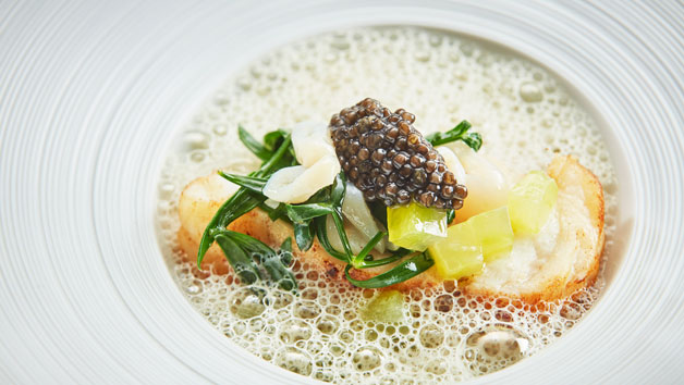 Seven Course Michelin Tasting Menu And One Night Break For Two At Great Fosters Hotel