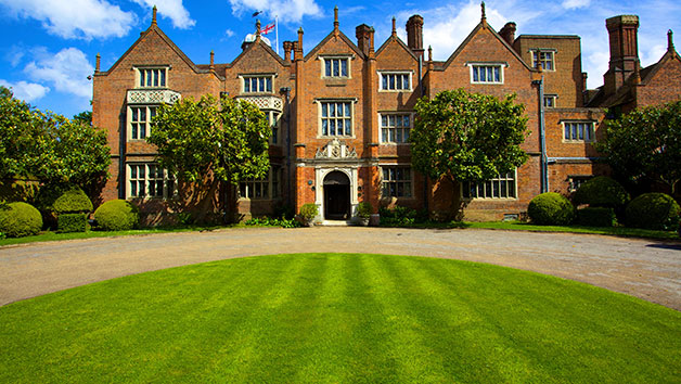 Overnight Break With Dinner At Great Fosters Hotel For Two