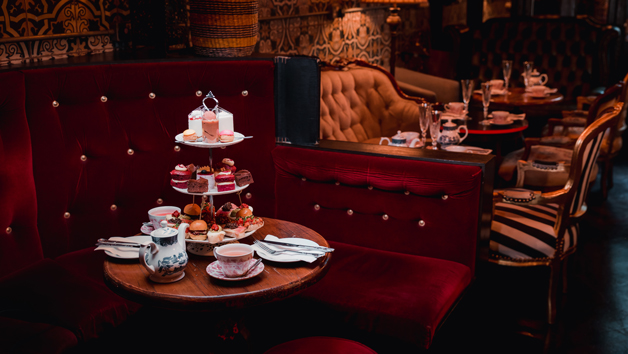 Afternoon Tea And Top Price West End Theatre Tickets For Two