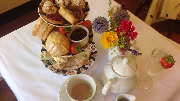 Afternoon Tea For Two At Barnett Hill  Surrey