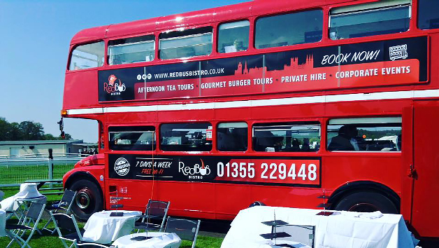 Buy Gin Cocktail Afternoon Tea Bus Tour for Two