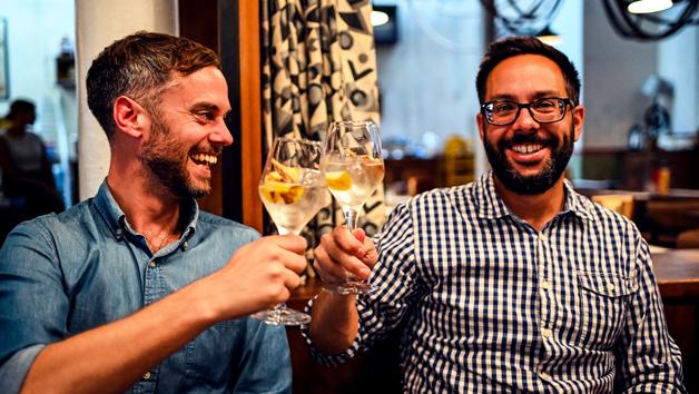 Buy Secret Food Tours Edinburgh or London Gin Tour for Two
