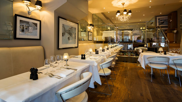 Three Course Sunday Roast With Cocktails For Two At Marco Pierre White London Steakhouse Co