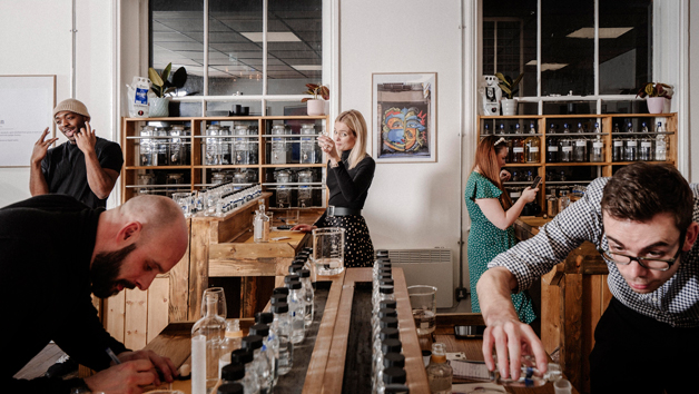 Buy The Gin Creation Tasting Experience at Liquor Studio for Two