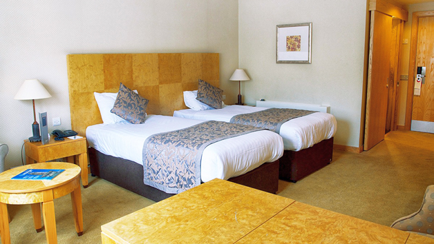 Overnight Spa Break With One Treatment At Regency Park Hotel For Two