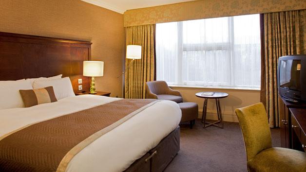 Overnight Escape For Two At Barnett Hill Hotel  Surrey