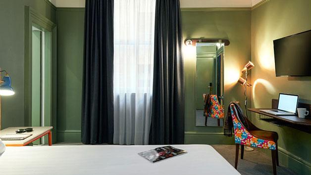 Overnight Break For Two At Mercure Bristol Grand Hotel