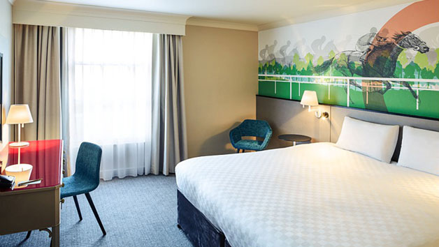 Overnight Escape  For Two At Barnett Hill Hotel  Surrey