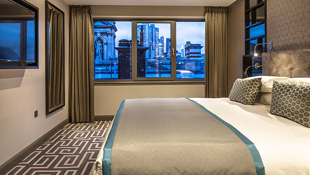 Overnight Stay With Bottle Of Champagne For Two At The Courthouse Hotel Shoreditch