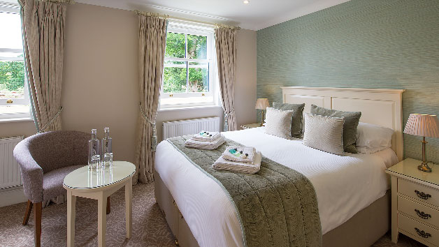 Overnight Hotel Break At A New Forest Hotel