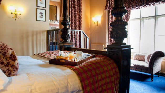 Hotel Escape With Dinner For Two At Beamish Hall Country House Hotel